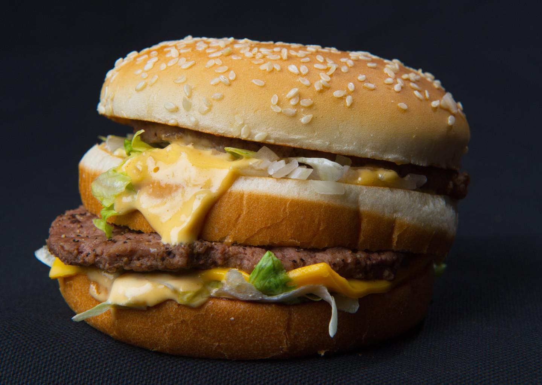 Что произойдёт с вашим организмом после того, как вы съедите «Биг Мак»