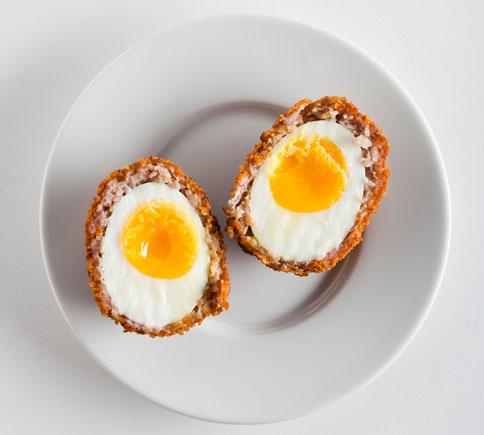 Изображение рецепта Яйцо по-шотландски