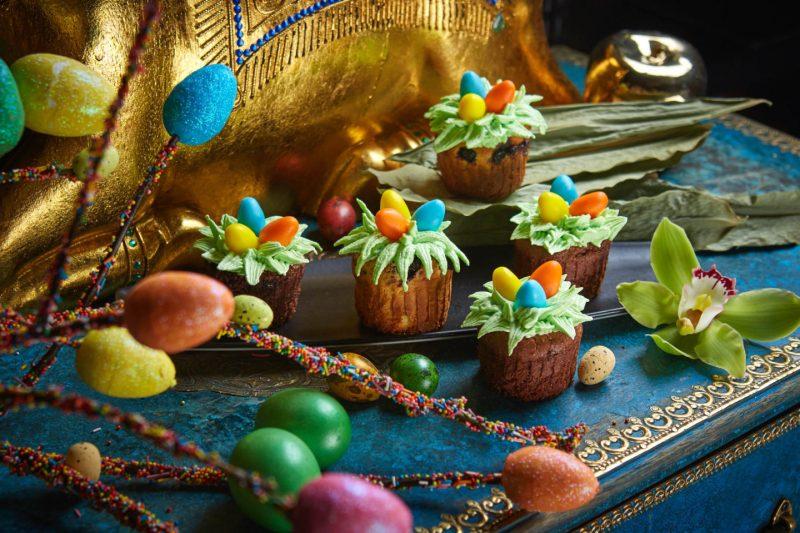 Изображение рецепта Шоколадный маффин от ресторана Black Thai