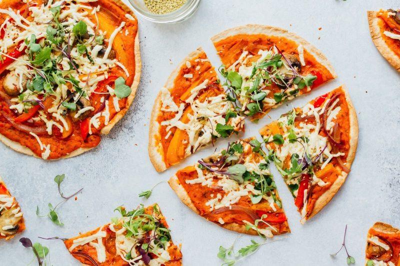 Изображение рецепта Пицца на тортилье